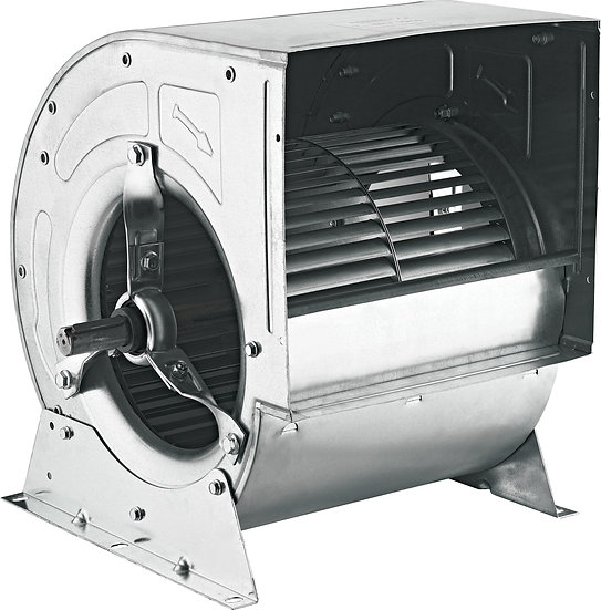 LOW PRESSURE CENTRIFUGAL BLOWERS FORWARD CURVED