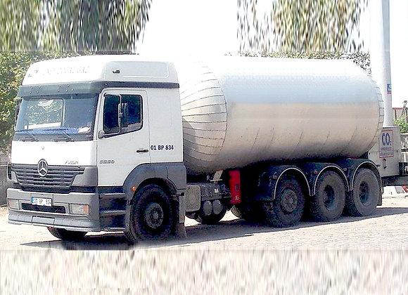 Co2 Bobtail Tankers