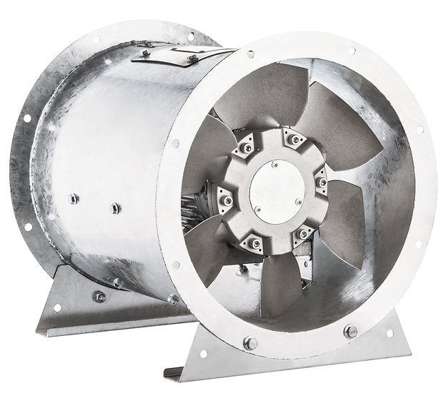 SMOKE AND HEAT EXHAUST FANS