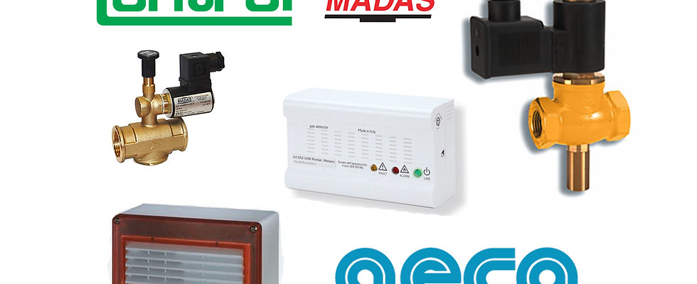 LPG DETECTION SYSTEMS