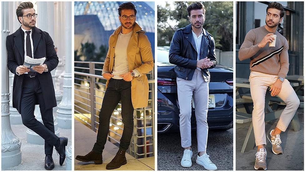 الملابس الرجالية