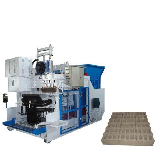 آلة إنتاج البلوك (الطوب الاسمنتي)