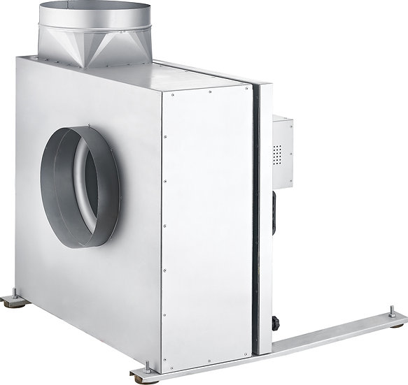 AC KITCHEN EXHAUST FANS FORWARD CURVED