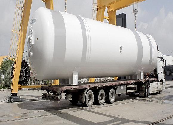 CNG Storage Tanks