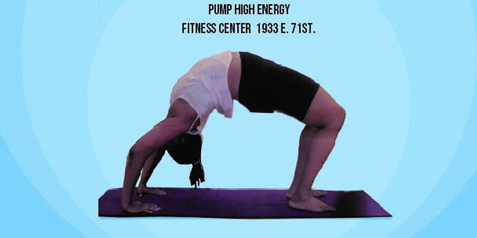 Yoga Fun :  Parent Involvement Parent Mentoring Project