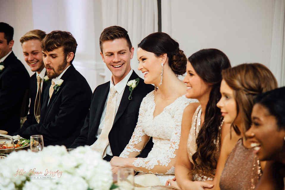 Formal Wedding with Old Florida Charm