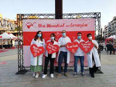 SEAPREMUR en el Día Mundial del Corazón 2021