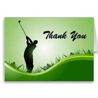 A thank you blog