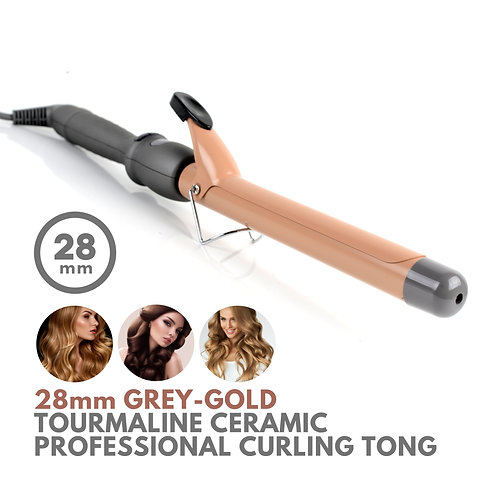 Ceramic Tourmaline Curler - 28mm