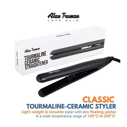Tourmaline Slim Ceramic Straightener