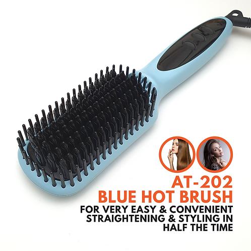AT 202 Blue Hot Brush
