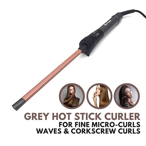 Grey Hot Stick Curler