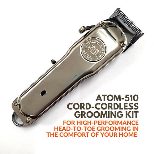 Alan Truman ATOM 510 Home Grooming Kit