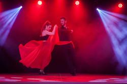 Tango Espagnol show cabaret Dijon