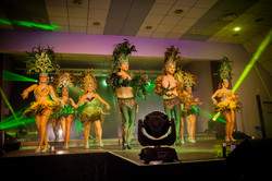 Samba Brésilienne spectacle Dijon