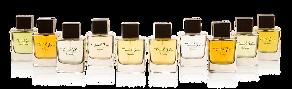 Daniel Josier Perfumes