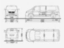Rozměry vozu