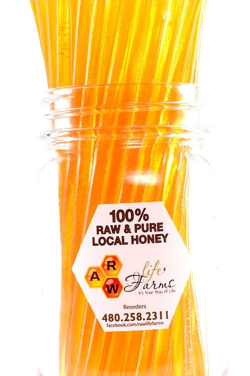 50 honey sticks