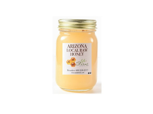 Palo Verde Honey 16 oz