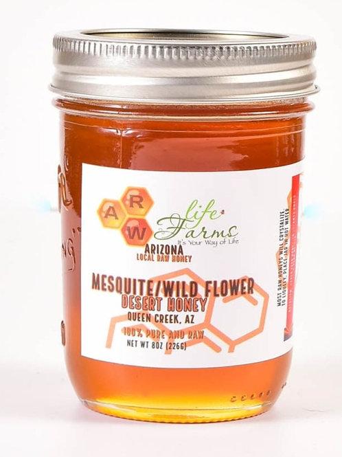 Mesquite/wildflower from Queen Creek AZ 12oz