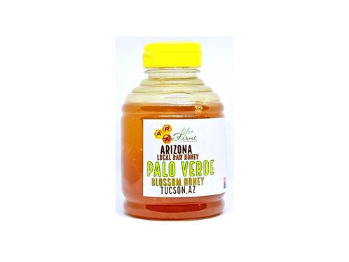 Palo verde honey Raw honey from Tucson, AZ  12oz