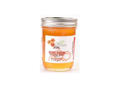 Orange Blossom Honey from Peoria, AZ 12oz