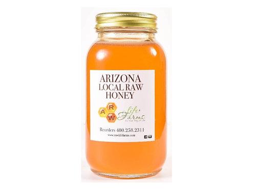 Orange Blossom Honey from Peoria, AZ 32oz