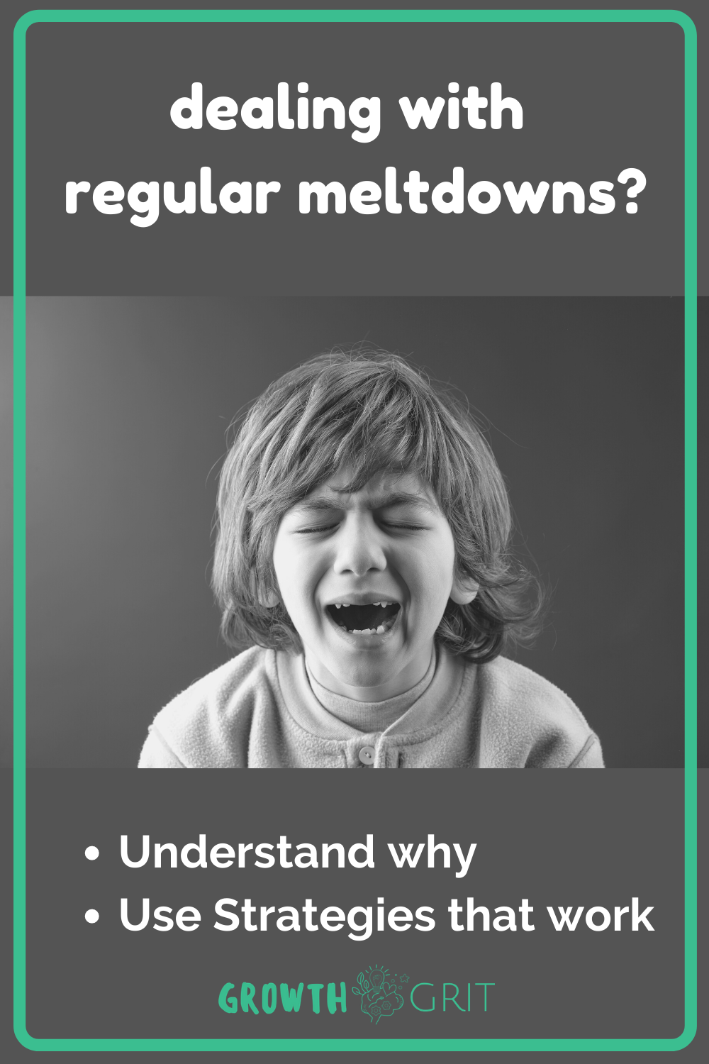 What to do about meltdowns
