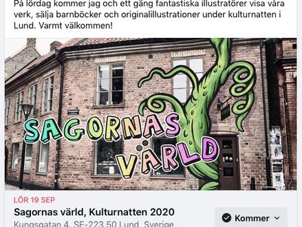 Kulturnatten in Lund