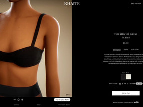 Are Fashion E-Tailers Any Closer to Solving Their Fit Problem?