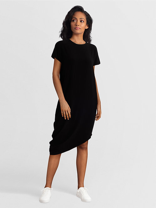 GENEVA DRESS - BLACK