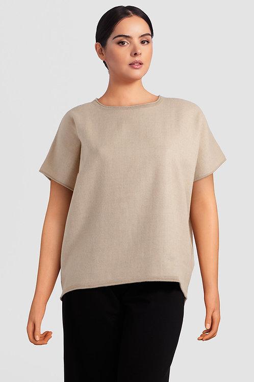 Oversized Alpaca Sweater