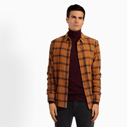 Autumn Checkered Flannel