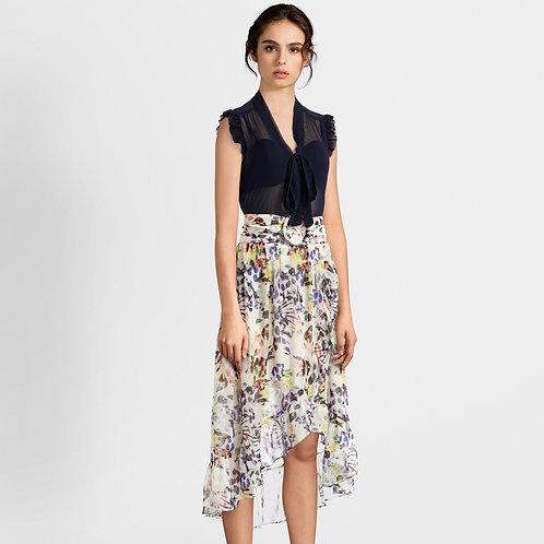 Sheet Printed Dress