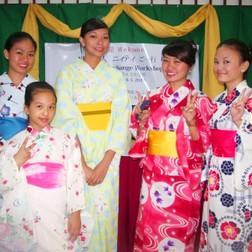 Japanese Cultural Exchange Workshop