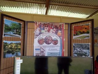 AKI Foundation booth at University Eastern Philippines (UEP)