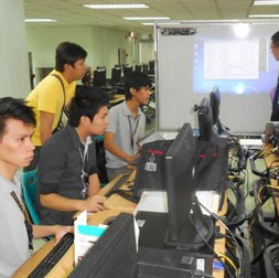 IT Students in University of Makati