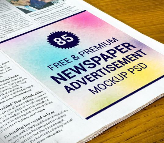 Powerful Newspaper Ads