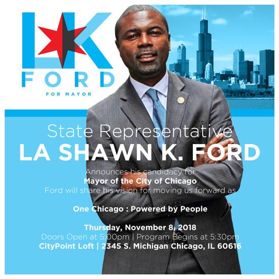 La Shawn K. Ford