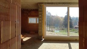 Vnitřní prostory v Ořešíně