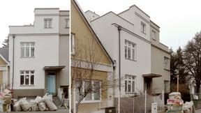 stavba RD Brno – Černá Pole
