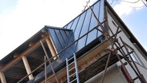 rekonstrukce RD Zádveřice pokračuje