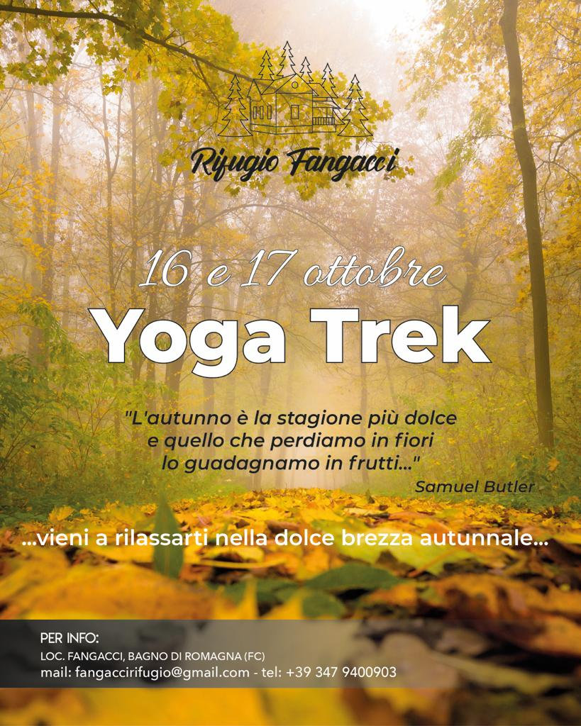 Yoga Trekking d'Autunno