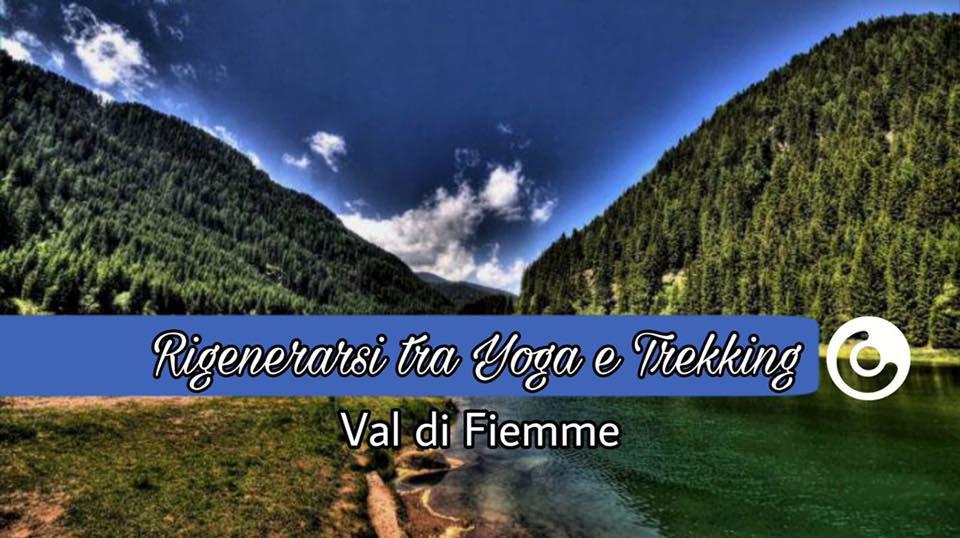 Rigenerarsi tra Yoga e Trekking
