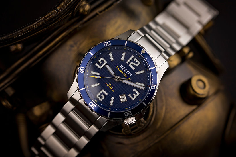 Okeanos Explorer Blue Edition
