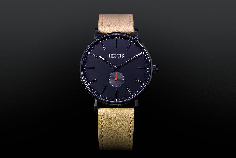 Heitis Classic PVD Black Black Dial