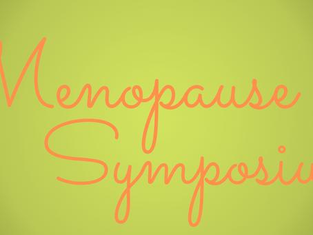 The Menopause Symposium