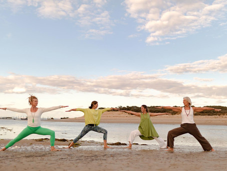 A Little Yoga School by the Sea
