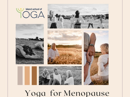 Yoga for Peri-menopause, Menopause and Beyond.  What does this look like?