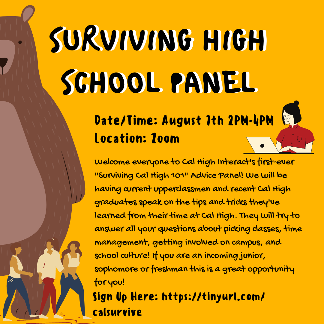 Surviving High School Panel